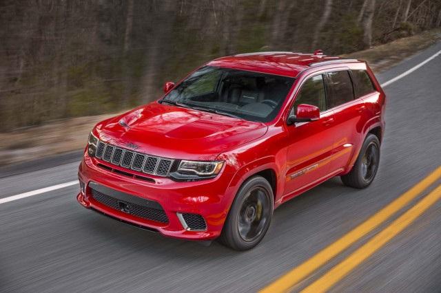2019 Jeep Grand Cherokee SRT