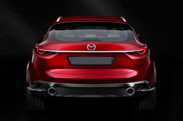 2019 Mazda CX-7 hybrid redesign