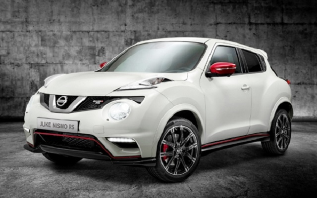 2019 Nissan Juke Nismo rs