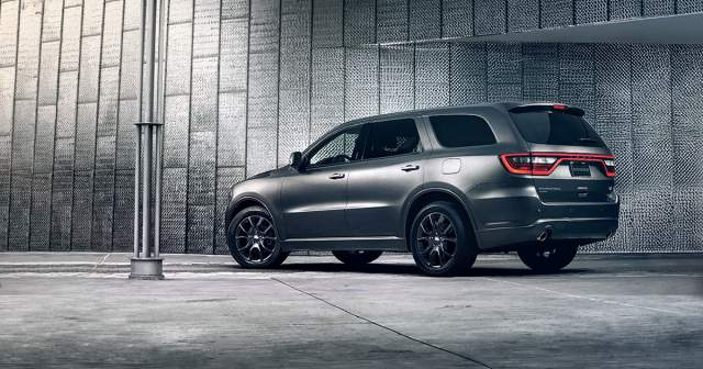 2020 Dodge Durango facelift
