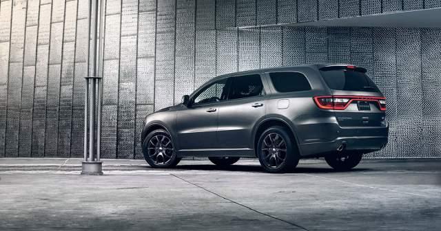 2020 Dodge Durango facelift