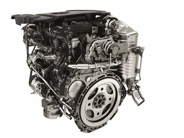 2020 Ford Expedition diesel engine
