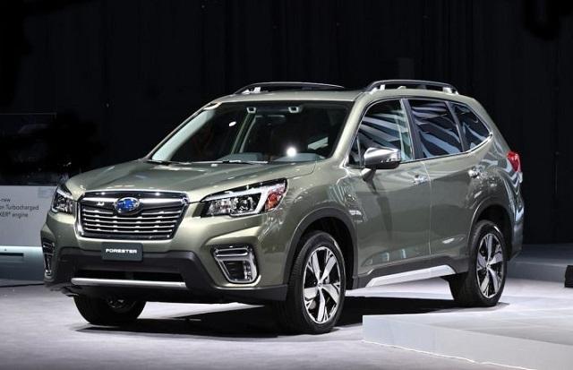 2020 Subaru Forester new
