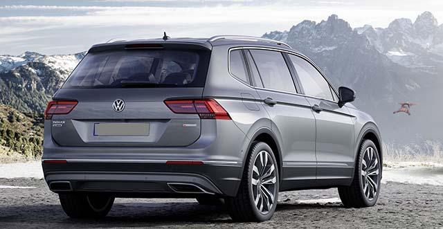 2020 VW Tiguan allspace