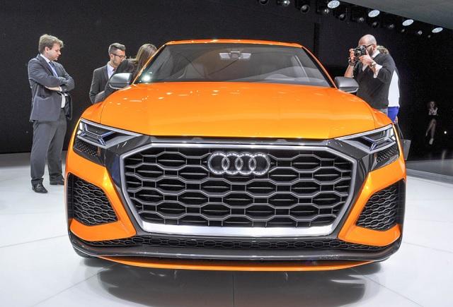 2020 Audi RS Q8 Sport concept