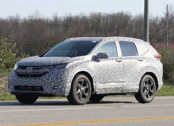 2020 Dodge Journey spy photos