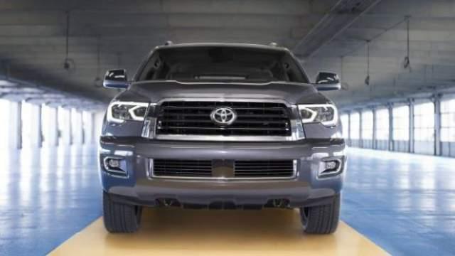 2020 Toyota Sequoia concept