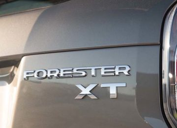 Subaru Forester XT return