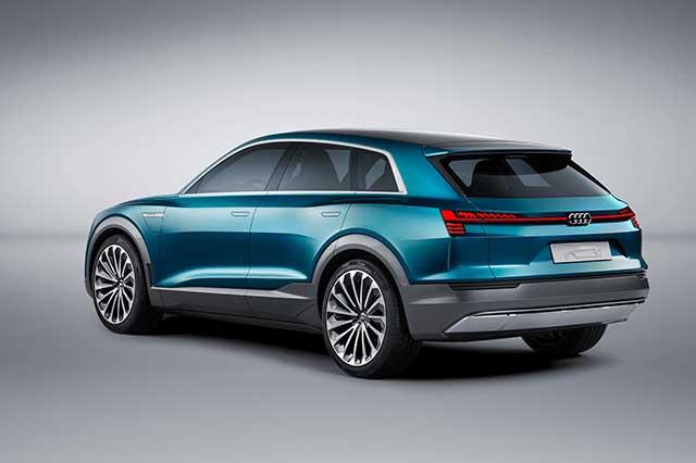 2020 Audi Q6 e-tron SUV price