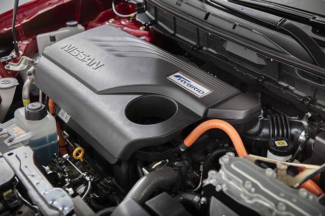 2020 Nissan Rogue hybrid