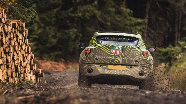 Aston Martin DBX release date