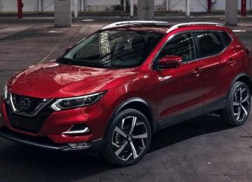 2020 Nissan Rogue Sport release date