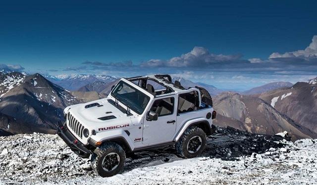 2020 Jeep Wrangler rubicon price