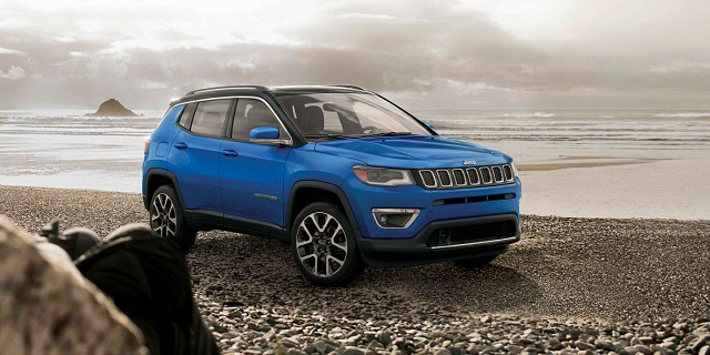 2020 Jeep Compass restyling