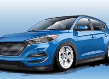 Hyundai Tucson 700 hp SUV design