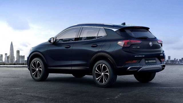 2020 Buick Encore GX colors