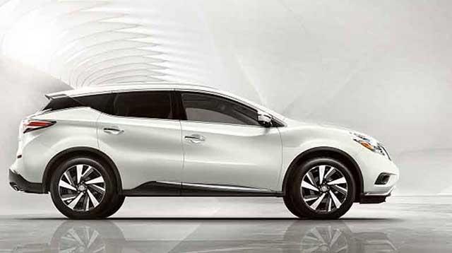 2020 Nissan Murano price