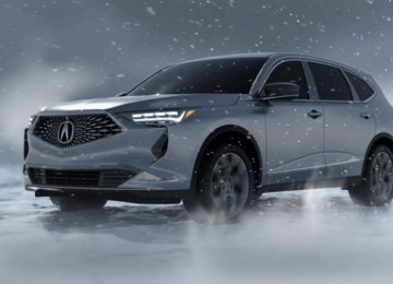 2021 Acura MDX leaked photo