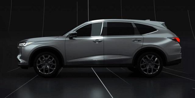 New 2021 Acura MDX