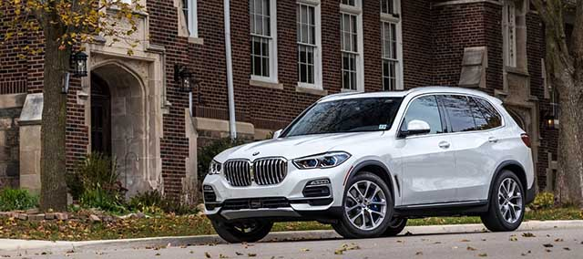 2021 BMW X1 restyling