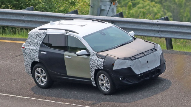 2021 GMC Terrain facelift