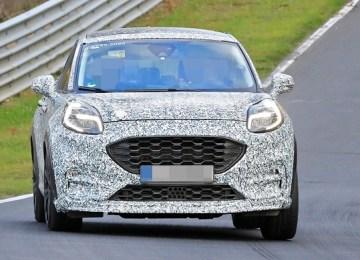 2020 Ford Puma release date