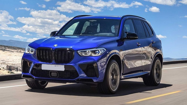 2021 BMW X5M release date