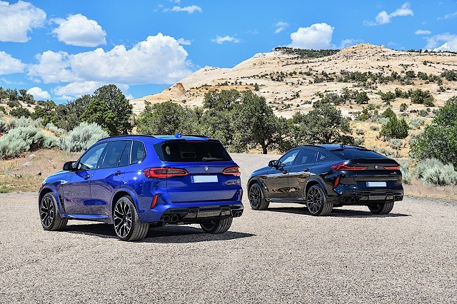 2021 BMW X6M release date