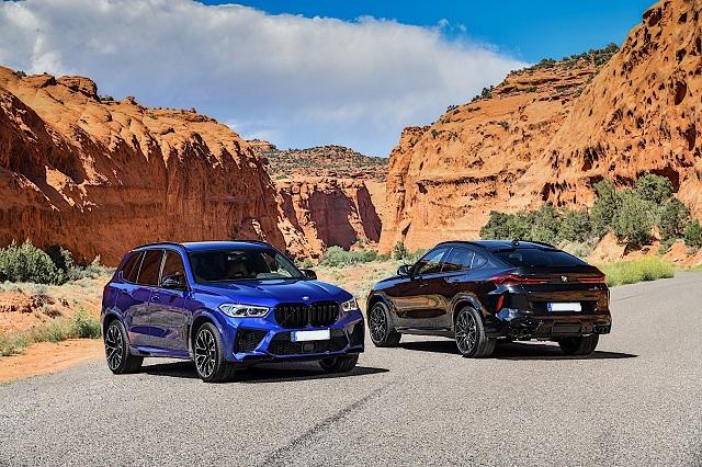 2021 BMW X6M