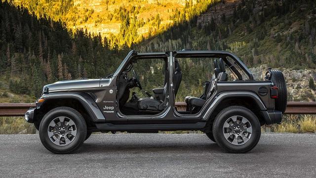 2021 Jeep Wrangler Diesel review