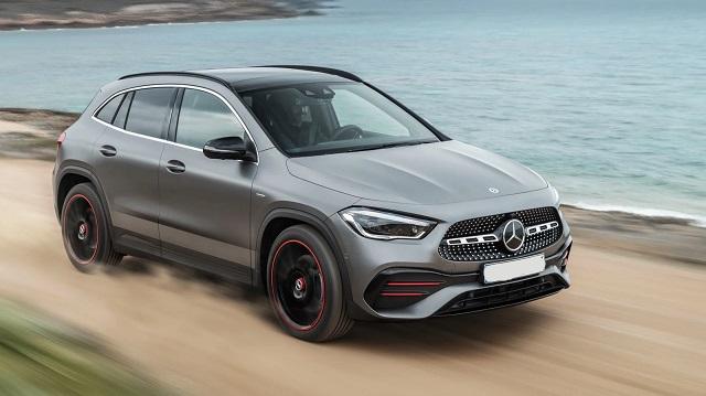 2021 Mercedes GLA250