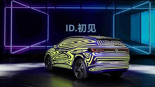 2021 VW ID4 crozz