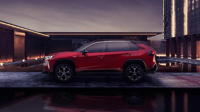 2021 Toyota Rav4 PHEV