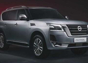 2021 Nissan patrol
