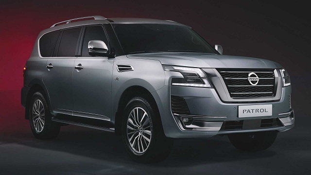 2021 nissan patrol debuted announces changes for the new