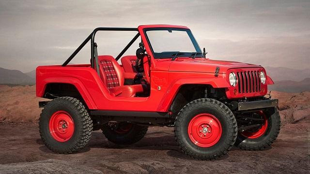 2020 Mini Jeep