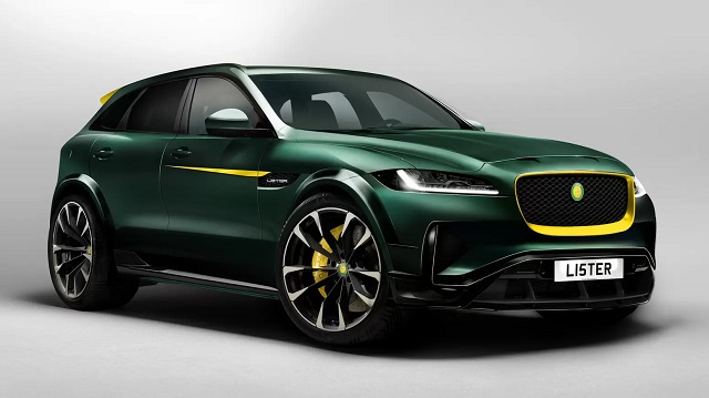 2021 Lister Stealth release date
