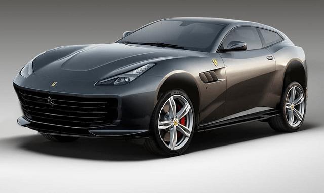 2022 Ferrari Purosangue SUV release date
