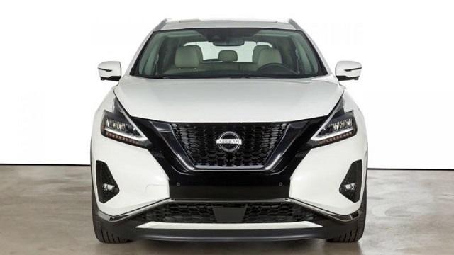 2022 Nissan Murano redesign