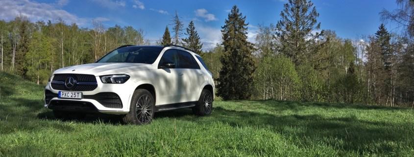 TEST: 2020 Mercedes GLE 300d