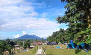 Area Camping Palemboko Sentul Farm Field