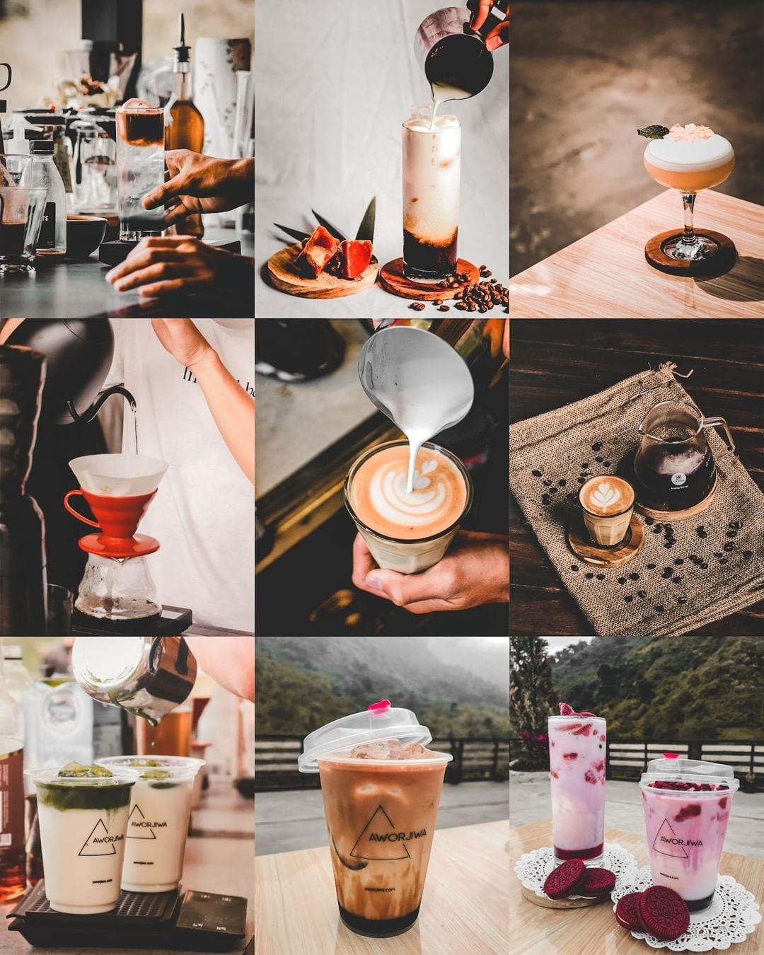 Aworjiwa Coffee Bromo