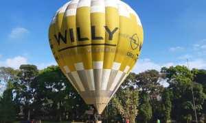 Balon Udara Sari Ater Hotels Resort