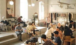 Cafe Hafa Warehouse Bandung