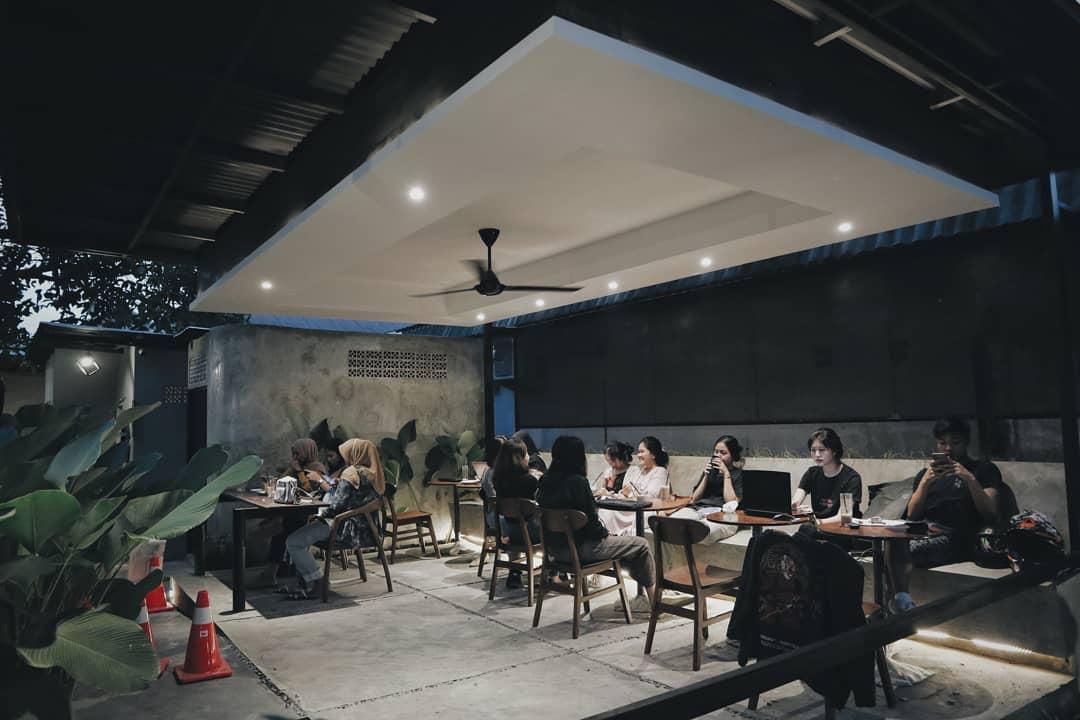 Cafe Palembang Memory Coffee