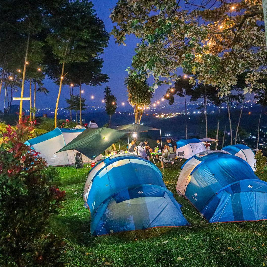Camping D'bunder View Jawa Barat