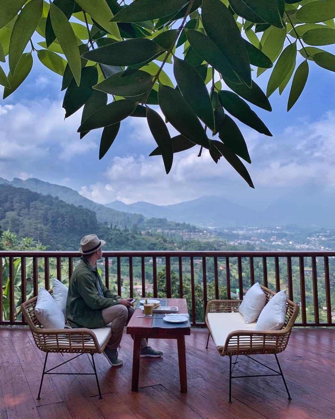 Damar Langit Resort Puncak Bogor