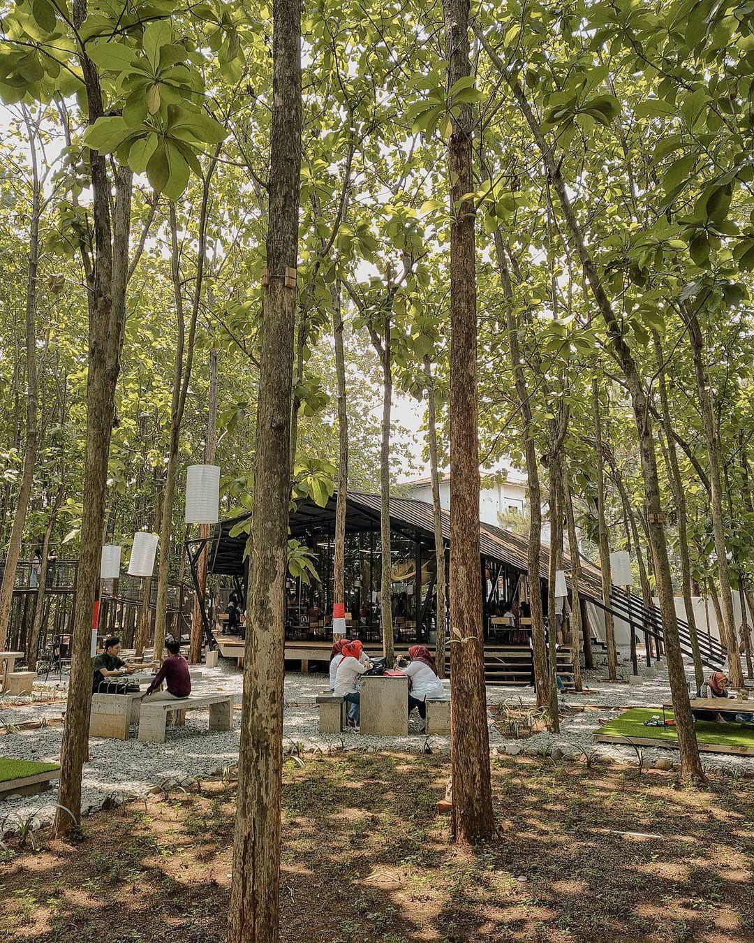 Hutan Jati Cafe & Gelato