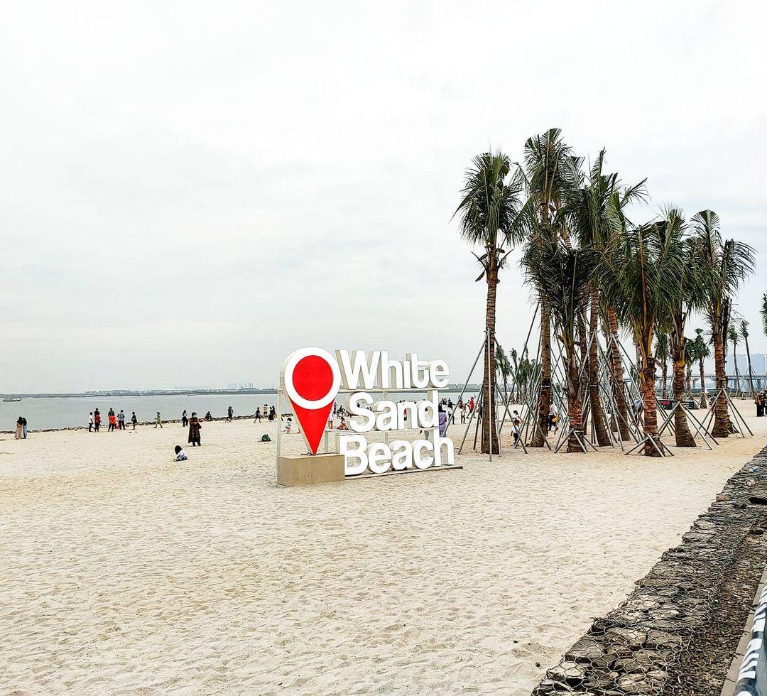 Lokasi Pantai PIK 2