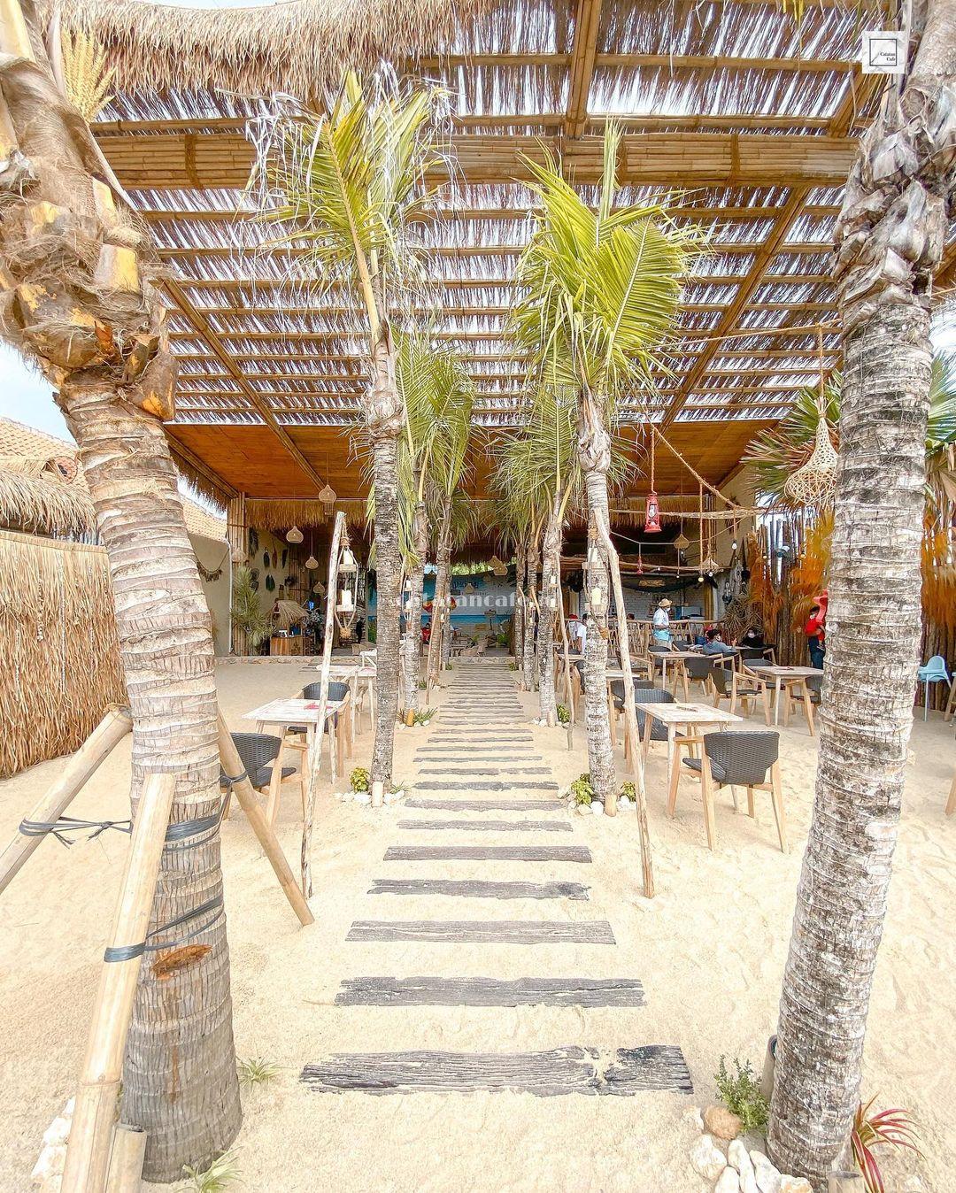 Restoran Beachday Semarang